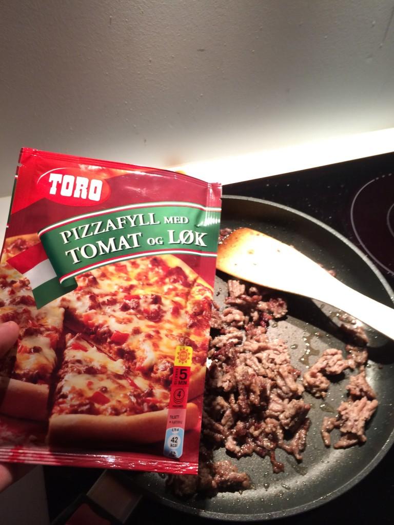 Bilde av Toro pizzasaus
